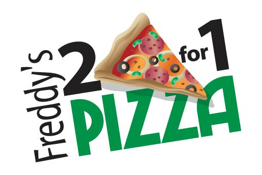 Freddys 2 For 1 Pizza